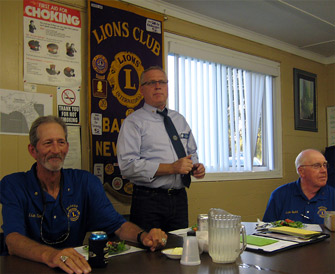 Barker Lions Club is holding its annual cheese sale.